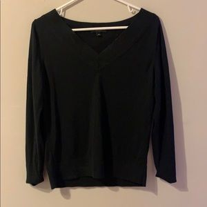 Black silk cashmere from BANANA REPUBLIC